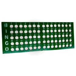 Bandeja para Balotas de Bingo Plegable